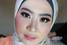 MAKEUP PARTY AND BRIDESMAID by nibenimakeup by riri