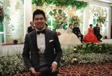 MC Wedding Mercure Jakarta Kota - Anthony Stevven by Anthony Stevven
