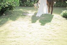 The Wedding of Vikan & Helda by Amorphoto