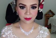 Makeup Resepsi For Ka'Lesya by FitriamakeUp