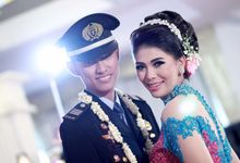 Elisa & Heri Wedding by Lili Aini Photography