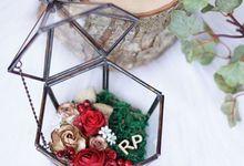 Ringbox & Ringbearer by tukki wedding stuff