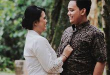 Prewedding Of Ilham & Detty by NARAGRAPH