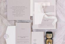 ELICE & COLIN (Neat Light Grey Luxury) by Sanggar Undangan