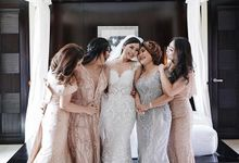 Sister of the Bride by Berta Chandra Couture