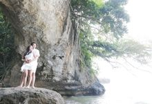 Prewedding Christian & Herlina by Monchichi