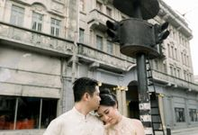 Prewedding Arnold & Agnes by Monchichi