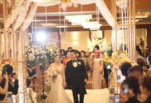 Wedding Of Michael & Velisia by JWP Wedding