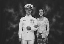 The Wedding Of Bill & Clarissa Sukmoro by Monchichi