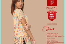 BLOUSE PRAVAR VENUS by PRAVAR.EMBROIDERY
