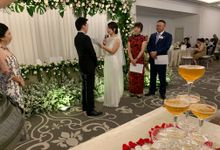 MC Wedding The Tribrata Dharmawangsa Hotel Jakarta - Anthony Stevven by Anthony Stevven