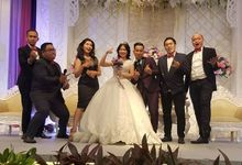 The Wedding Of Jun & Wilona by Starlight Entertainment