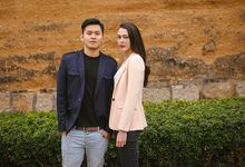 Silver and Jenn Macau Engagement Session by Leighton Andante