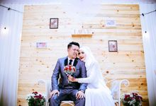 NadiaXMr by REIHA BOUTIQUE BRIDAL