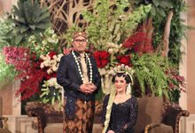 Alia & Harwin Wedding by Hilda by Bridestory