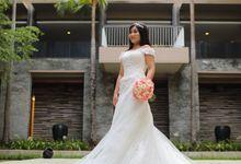Wedding of Lin Kunkun and Yang Yiqiu by Courtyard by Marriott Bali Nusa Dua