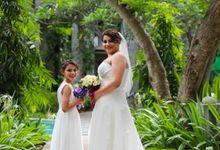 Wedding of Nadine and Alexander by Courtyard by Marriott Bali Nusa Dua