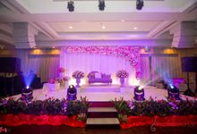 SB Engagement Ceremony by Impressario Inc