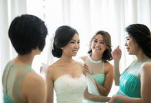 Andrew & Chiawi Wedding - US client by Vilia Wedding Planner