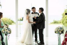 Beautiful Wedding in Bali by Vilia Wedding Planner