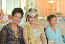 Wedding day Putri and Galih by 3KENCANA PHOTOGRAPHY