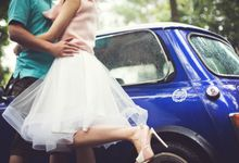 Prewedding rikky & Winna by COOVE