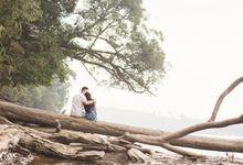 Prewedding Ashen & Debbie by COOVE
