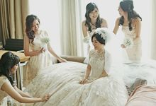 D & B - WEDDING DAY by Flawless Pictures