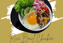 Rice Bowl by Sedep Mantep Catering
