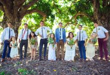 Paige & Pauls Boho Wedding by Dream Bella Photography