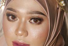 ELSA TRIAL MAKE UP by Omah Pengantinku