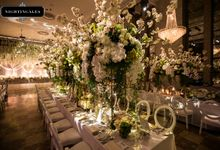 Fairy tale Wedding at MCA Founation Hall The Rocks Sydney by Culinary Edge