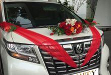 Wedding of Handy & Yulia by Priority Rent car