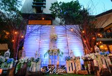 THE  WEDDING SELLY & DAYAT by Eden Design