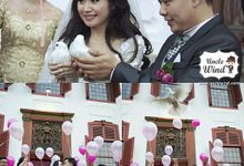 Wedding Soewand & Laura 11 Oct 2015 by Uncle Wind