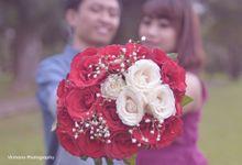 Prewedding Desty & Andry by Virmano
