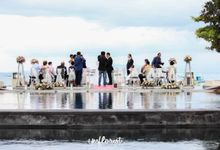 Wedding of Joseph & Lan by Bali Yes Florist