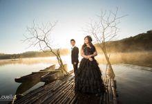 Jimmy Indah Prewedding by Lovella Story