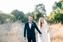 Sarah and Jason - Braeside Chapel Gold Coast Wedding by Figtree Wedding Photography