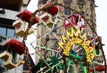 Rendra & Putri Germany Christmas Spirit by VC Wisata