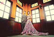 Pre-Wedding of Hans & Lola by Starlite Photography