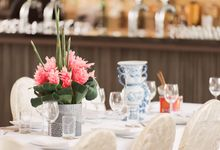 The Halia at Raffles Hotel Wedding Showcase 2016 by The Halia