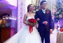 Wedding of Wira & Beatrice by The DayZ Wedding Planner