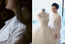 Rustan & Sheila Wedding by NOMINA PHOTOGRAPHY