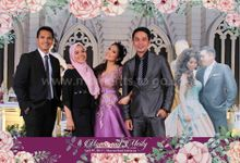 The Wedding of Meity And Hosea by Moments To Go