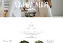Noviana & Meddy by Sir Johns .Co