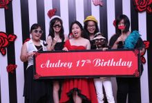 Audrey Teguh 17th Birthday by Fero Photobooth