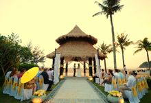 WEDDING PAVILION by Shangri-La Rasa Ria Resort & Spa