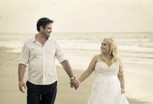 DANIELLE AND BRAD ANGGISS WEDDING by Bali Garden Beach Resort