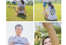 The Football by Philip Toh Photography